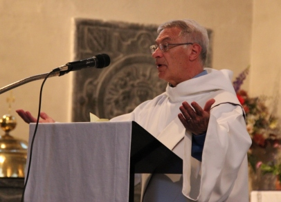 Jacques proclame l'évangile