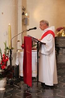 Jacques appelle les représentants des différentes pastorales