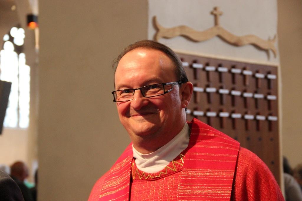 L'abbé Jean-Marc Ista, officiellement nouveau curé de l'Unité pastorale de Theux