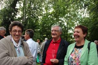 Nicole Lechanteur, Hubert et Mariette Valkeners