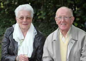 Suzanne Grégoire et Jules Maréchal