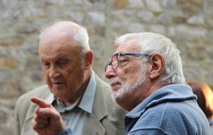 Rudy Maurer et Iwan Delhez