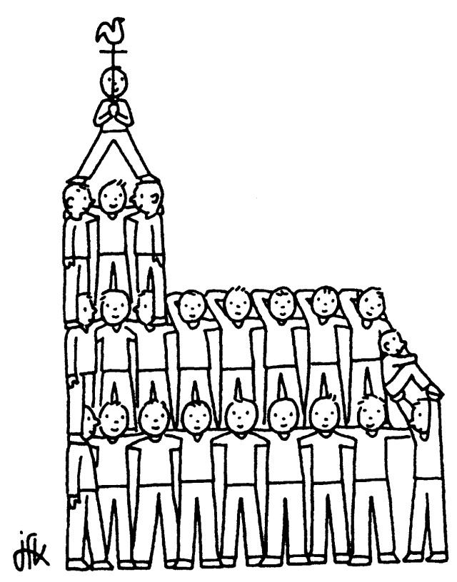 Aimez l'Église, chers frères et sœurs !