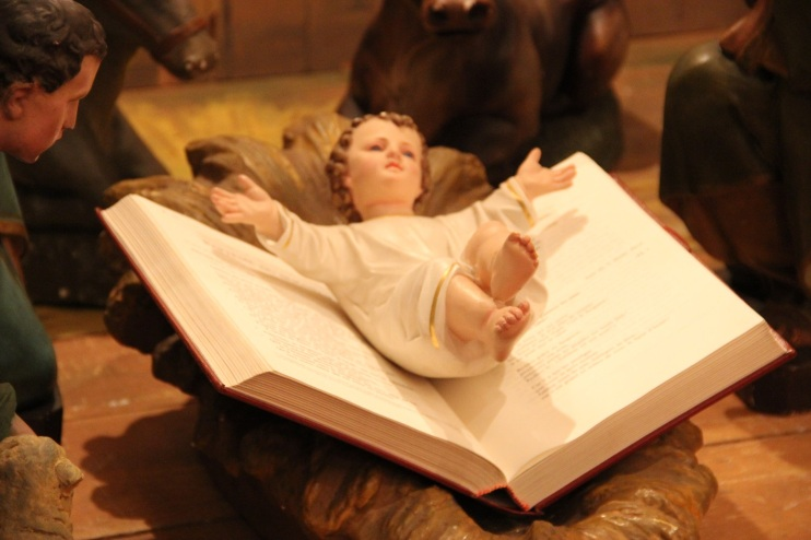 Jésus, Pain et Parole