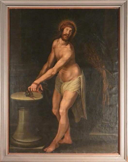 Christ à la Colonne - photo Paul P