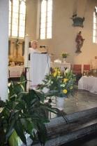 Jacques proclame l'évangile de la résurrection
