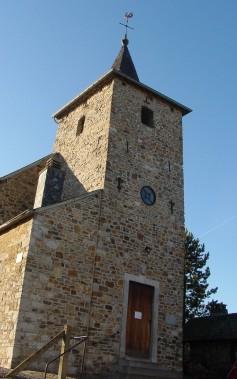 Oneux - l'église Saint-Georges