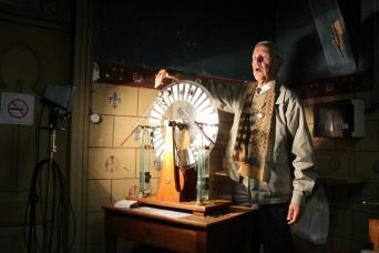 Le magicien du Musée...