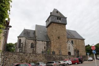 2015-05-29 - Visite église de Theux (2)