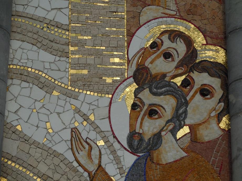 Transfiguration - Disciples