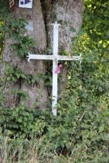 Une croix à décorer...