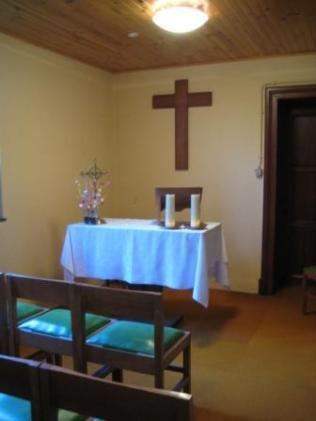 La chapelle de semaine