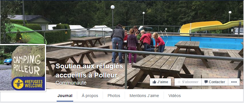 RefugeeswelcomePolleur