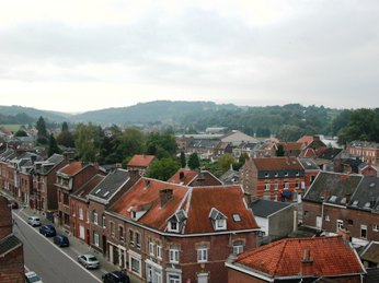 ... et par dessus les toits...
