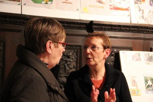 Cécile et Anne-Marie