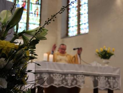 Bénédiction solennelle du jour de Pâques