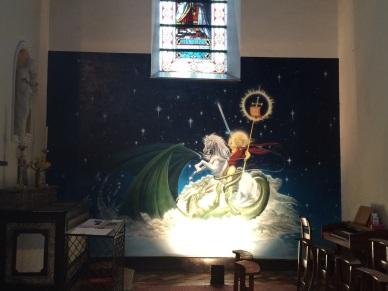 2016-04-24 - Bénédiction fresque (1)