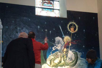 2016-04-24 - Bénédiction fresque (5)