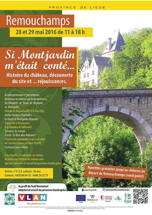 Affiche Montjardin