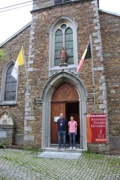 L'église Saint-Eloi de Becco vous accueille !