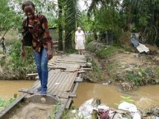 Irma à Kinshasa