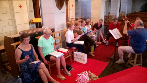 2016-08-25 - Répétition chants St-Fiacre (2)