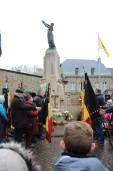 Armistice 2016 - Monument aux Morts à Theux