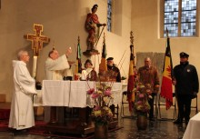 Armistice 2016 - Eglise de Theux