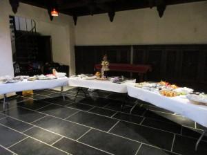 Un bien beau buffet !