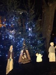 Noël à Oneux 2016 - à l'extérieur