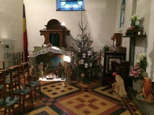 Noël à Oneux 2016 - dans l'église