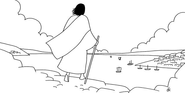 Jesus Capharnaum