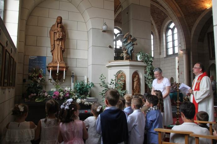 Chant à Marie