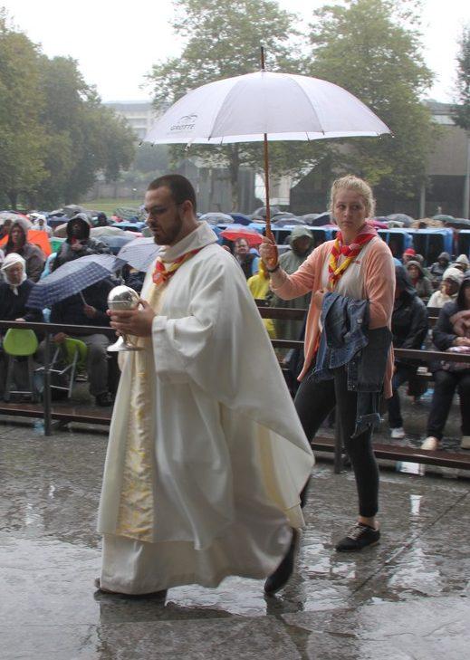 Thomas Sabbadini - Lourdes 2017