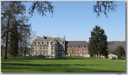 Abbaye de Brialmont - Tilff