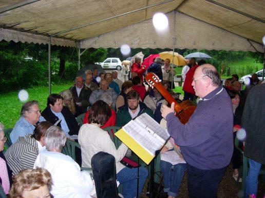 2005-08-15 - Assomption à la Charmille