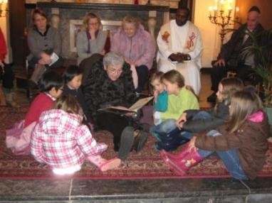 2010-12-26 - Bénédiction des enfants - Desnié