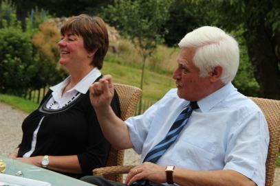 Arlette et Didier Deru