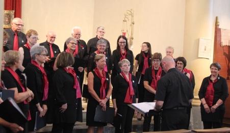 2019-06-02 - JEO Becco - Concert de la chorale Saint-Roch de Jehanster