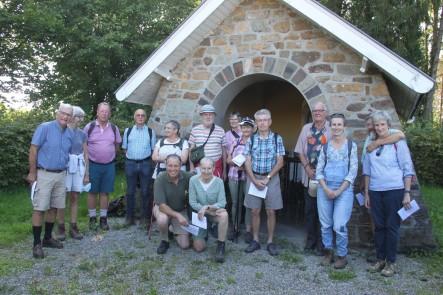 2021-08-14 - Pélé et messe à Banneux (2)